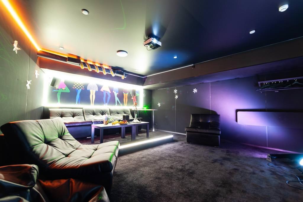 отдельная вип комната №2